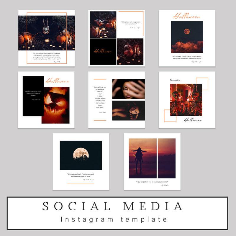 szablony-instagram-template-kwadratowe-halloween-cytaty