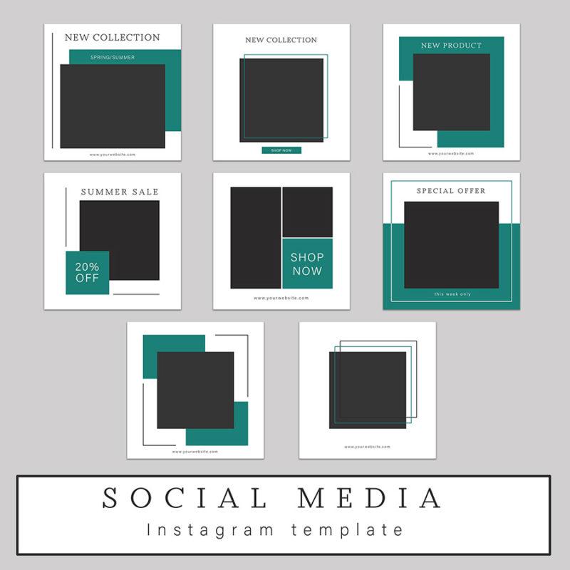 szablony-instagram-template-kwadratowe-zielone-2
