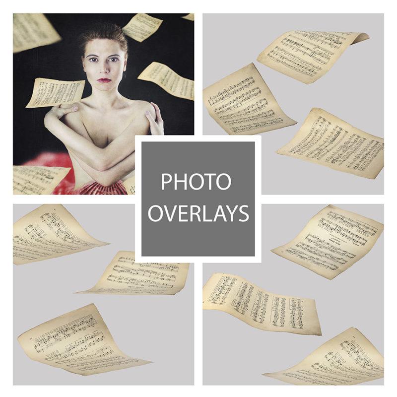 kartki-stare-nuty-latajace-nakladki-fotograficzne-photoshop-psd-png-edycja-zdjec-1