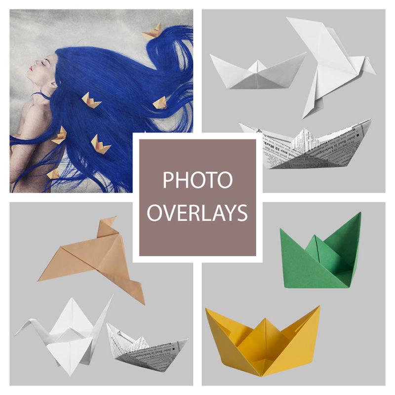 origami-statek-ptak-kolorowe-biale-nakladki-fotograficzne-photoshop-edycja-zdjec-1