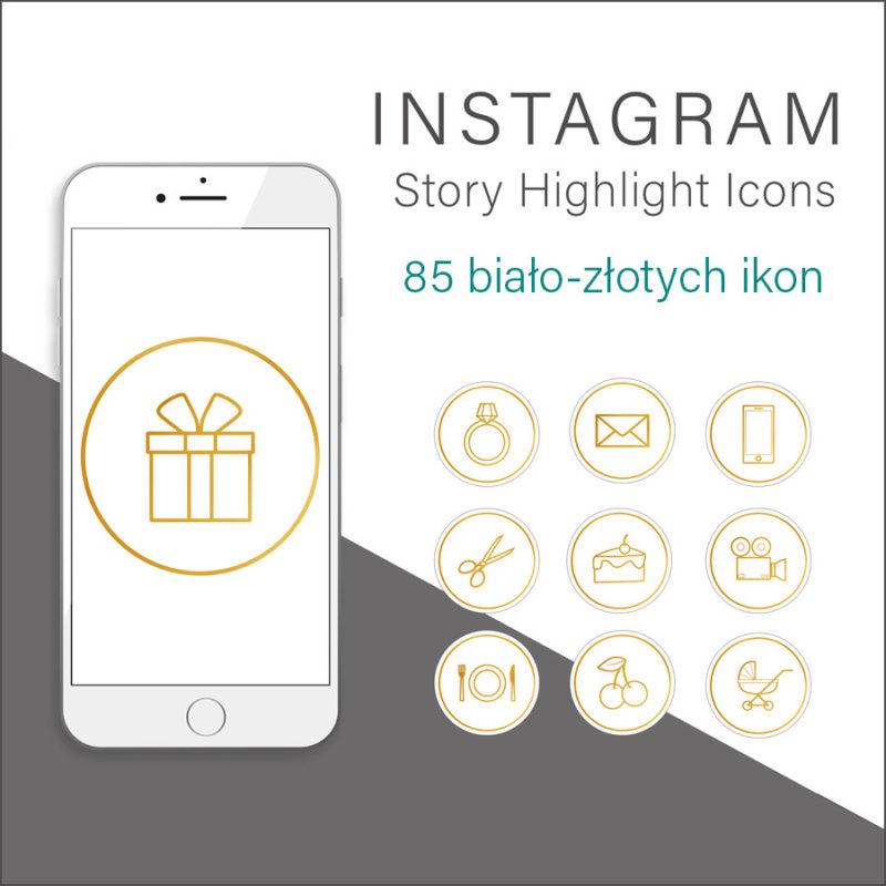 bialo-zlote-rysowane-ikony-instagram-story-okladka-insta-stories-1