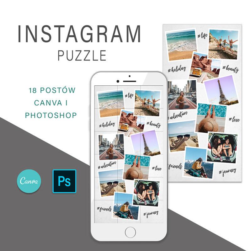 puzzle-instagram-szablon-dla-canva-photoshop-post-social-media-podroz-wakacje-przygoda-1