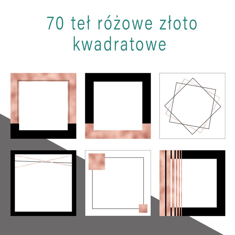 instagram-cyfrowe-tla-rozowe-zloto-social-media-kwadratowe-post-zestaw-teł