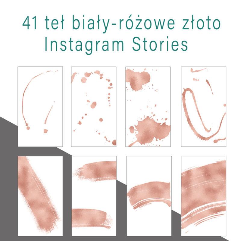 instagram-stories-cyfrowe-tla-bialy-rozowo-złoty-tusz-kleks-mazniecie-farba-social-media-zestaw-teł
