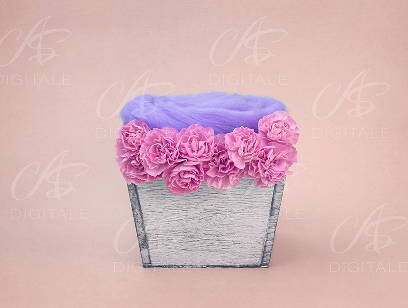tło-cyfrowe-noworodek-newborn-digital-backdrop-skrzynka-pastelowe-tlo-rozowe-kwiaty