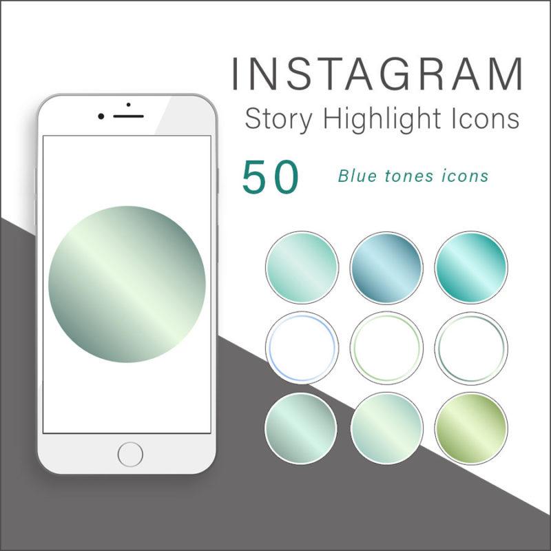ikonki-na-instagram-stories-okladki-w-odcieniach-niebieskiego-1
