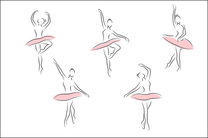 grafika-wektorowa-png-svg-ai-eps-baletnica-tanczaca-balet-ilustracja-clip-art-2