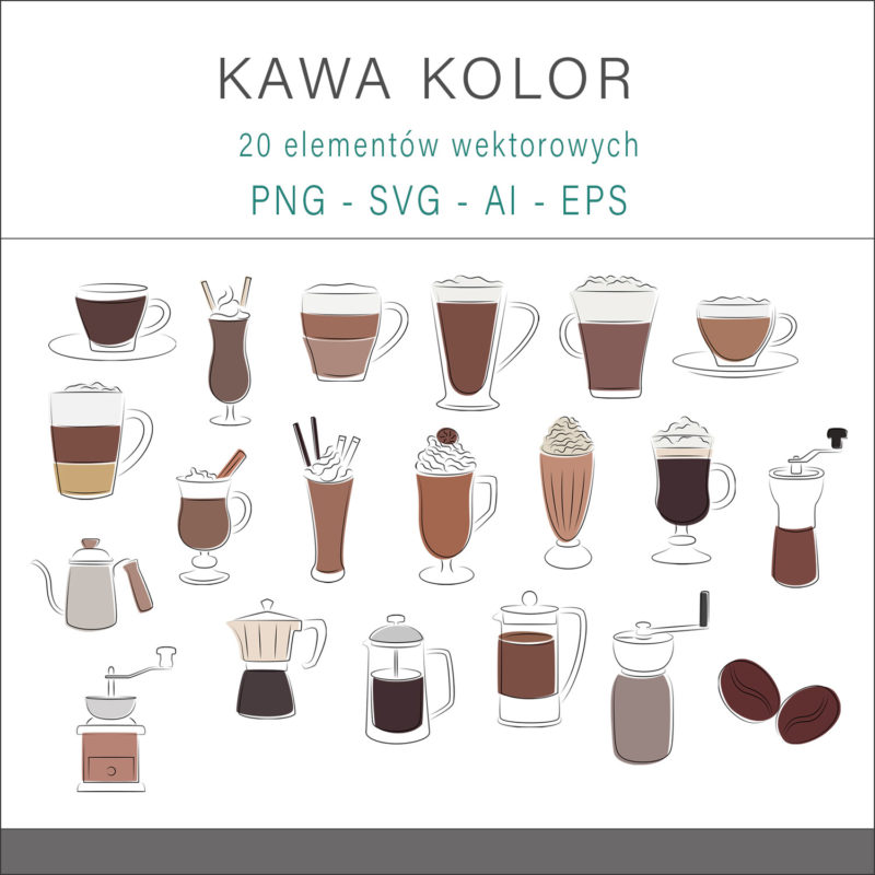 grafika-wektorowa-png-svg-ai-eps-kawa-kolor-kubek-filizanka-linia-rysunek-liniowy-ilustracja-clip-art-1