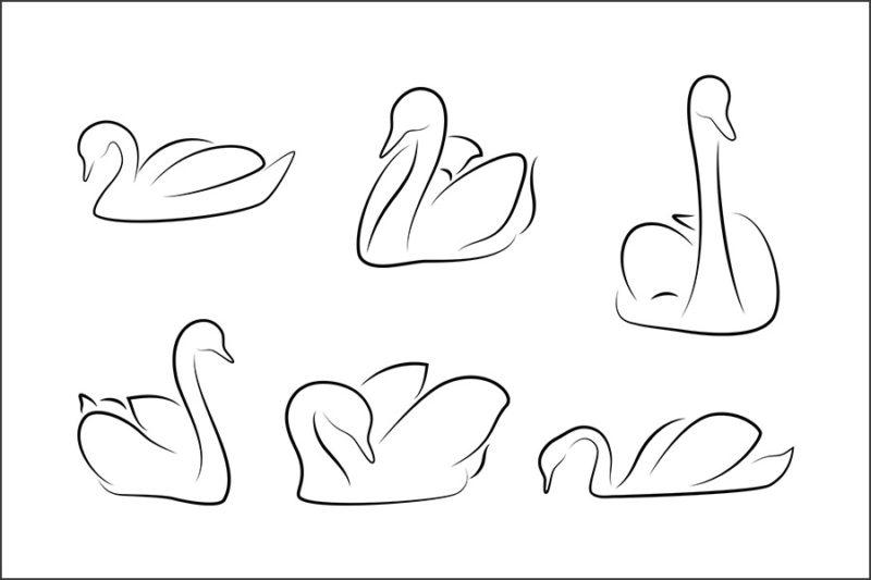 grafika-wektorowa-png-svg-ai-eps-labedz-linia-rysunek-liniowy-ilustracja-clip-art-2