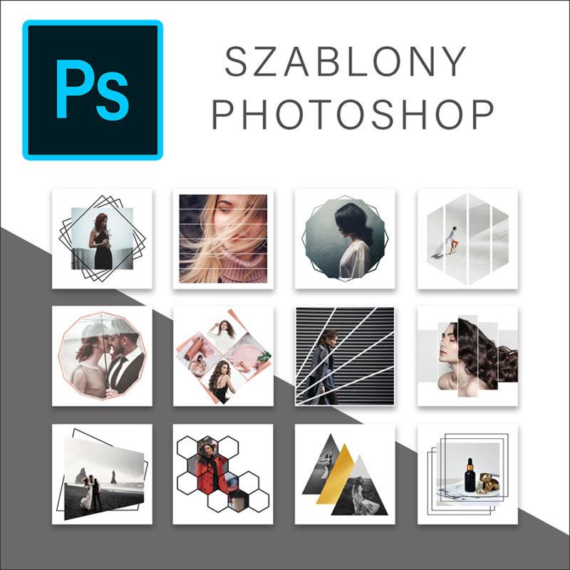 SZABLONY PHOTOSHOP
