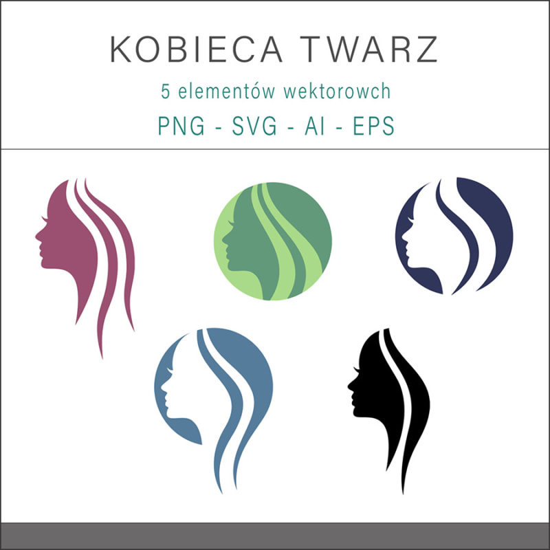 grafika-wektorowa-png-svg-ai-eps-kobieta-twarz-rysunek-logo-ilustracja-clip-art-7