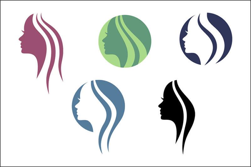 grafika-wektorowa-png-svg-ai-eps-kobieta-twarz-rysunek-logo-ilustracja-clip-art-8