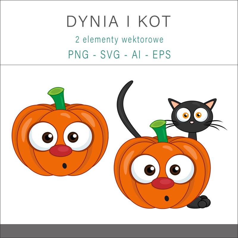 grafika-wektorowa-png-svg-ai-eps-dynia-kot-halloween-ilustracja-rysunek-wektorowy-1