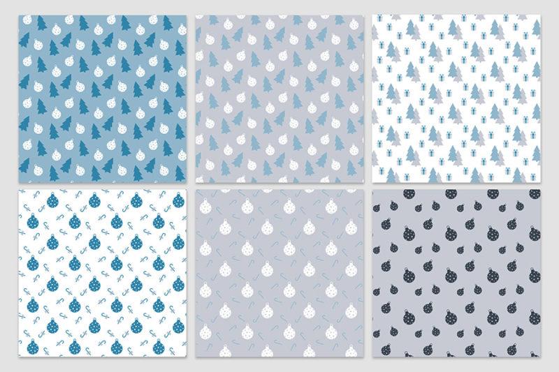 papier-cyfrowy-swiateczny-bezszwowy-wzory-boze-narodzenie-pakiet-30-sztuk-11
