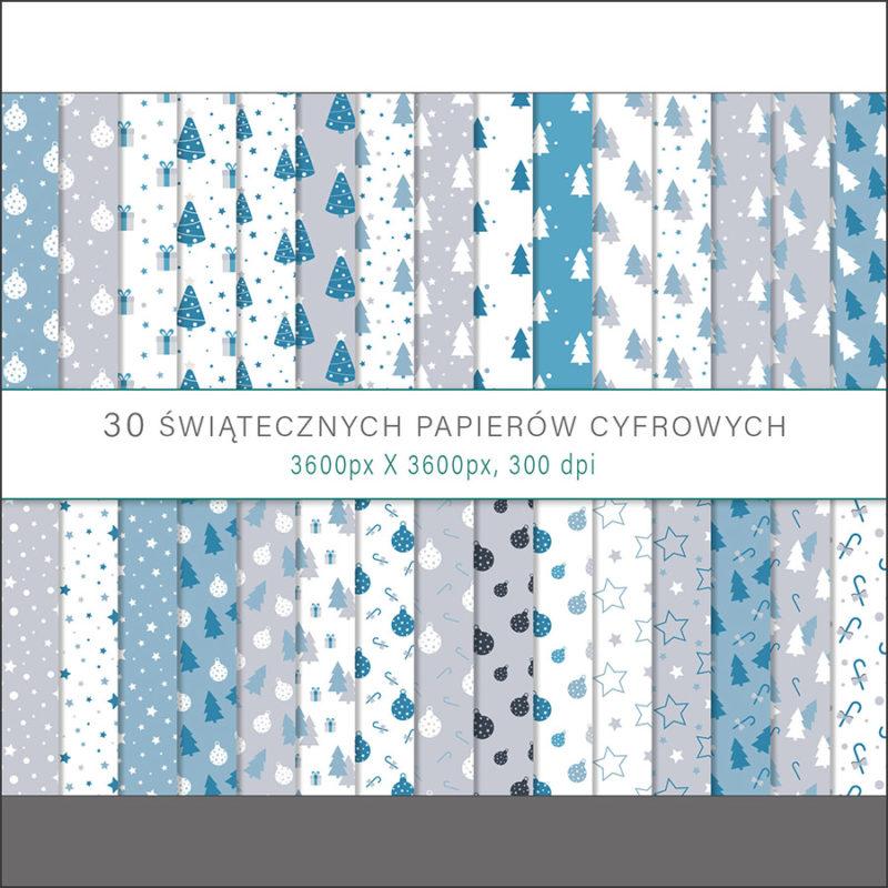 papier-cyfrowy-swiateczny-bezszwowy-wzory-boze-narodzenie-pakiet-30-sztuk-7