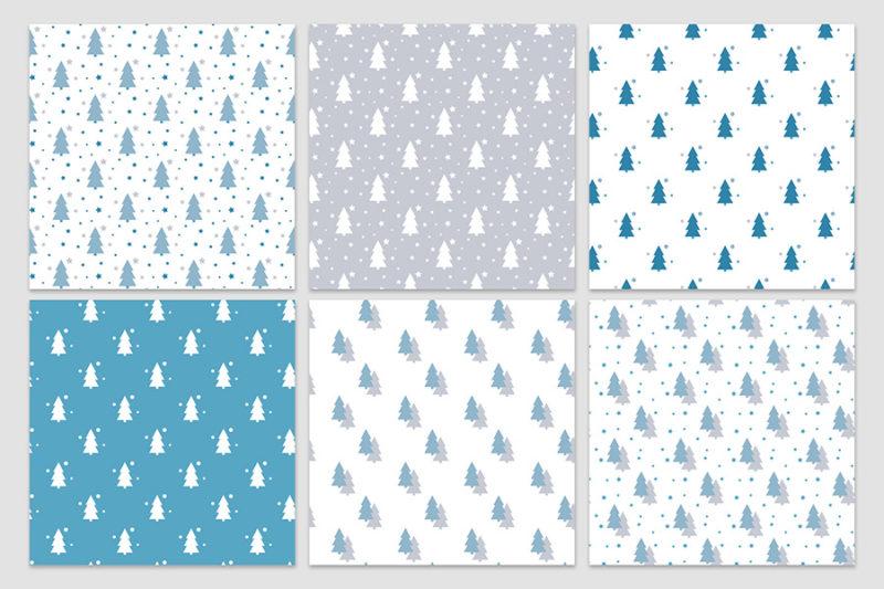 papier-cyfrowy-swiateczny-bezszwowy-wzory-boze-narodzenie-pakiet-30-sztuk-9