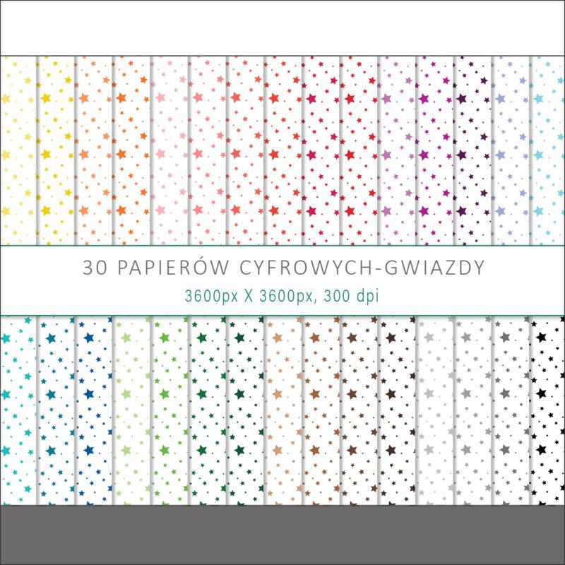 papier-cyfrowy-kolorowe-gwiazdy-bezszwowe-wzory-swieta-boze-narodzenie-pakiet-30-sztuk-1