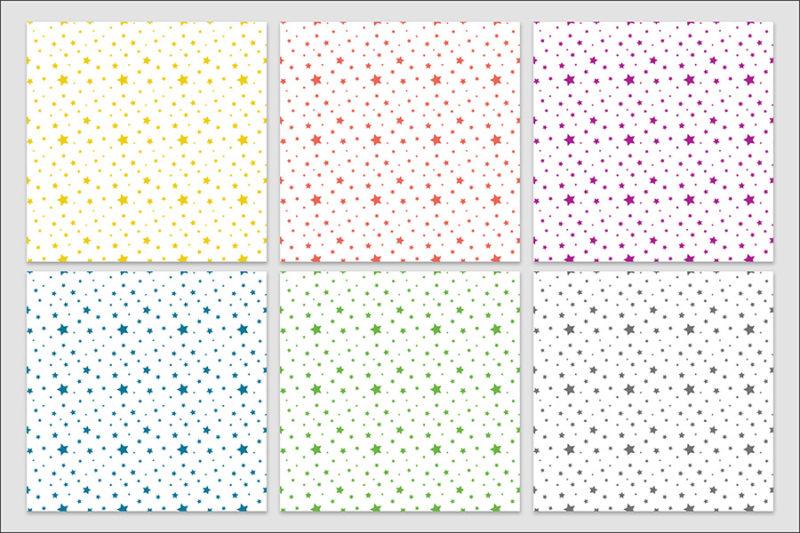 papier-cyfrowy-kolorowe-gwiazdy-bezszwowe-wzory-swieta-boze-narodzenie-pakiet-30-sztuk-2