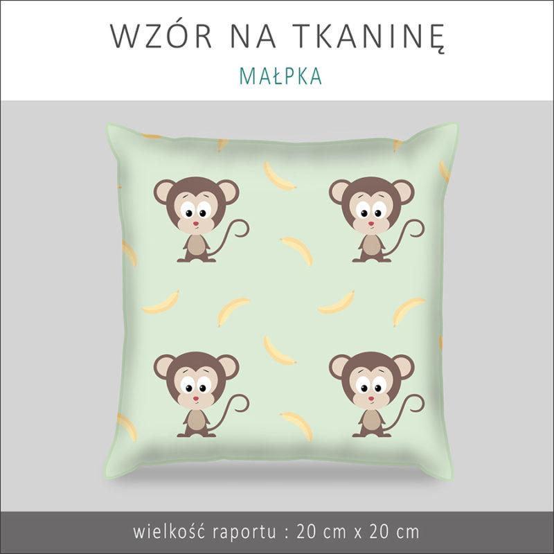 wzor-na-tkanine-tapete-dzieciecy-malpka-banan-pastelowe-kolory-wzor-bezszwowy-1