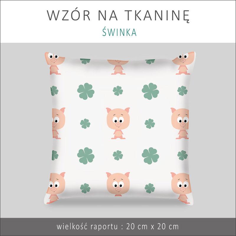 wzor-na-tkanine-tapete-dzieciecy-swinka-koniczynka-pastelowe-kolory-wzor-bezszwowy-1