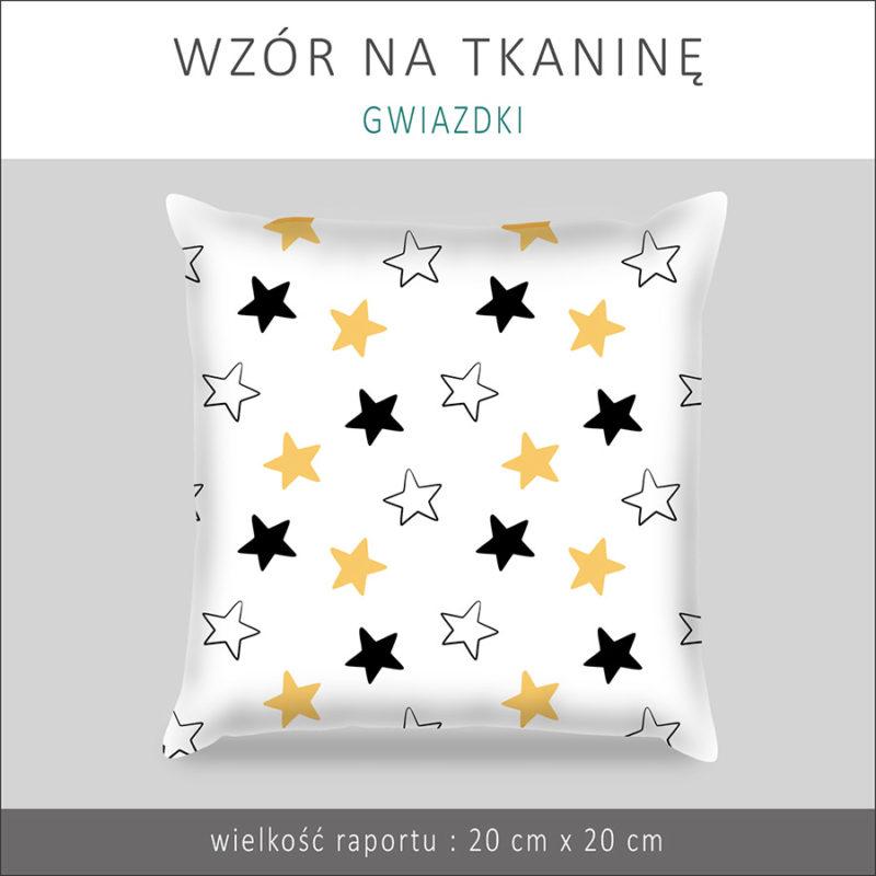 wzor-na-tkanine-tapete-gwiazdki-czarne-zolte-wzor-minimalistyczny-wzor-bezszwowy-kategoria-produktu