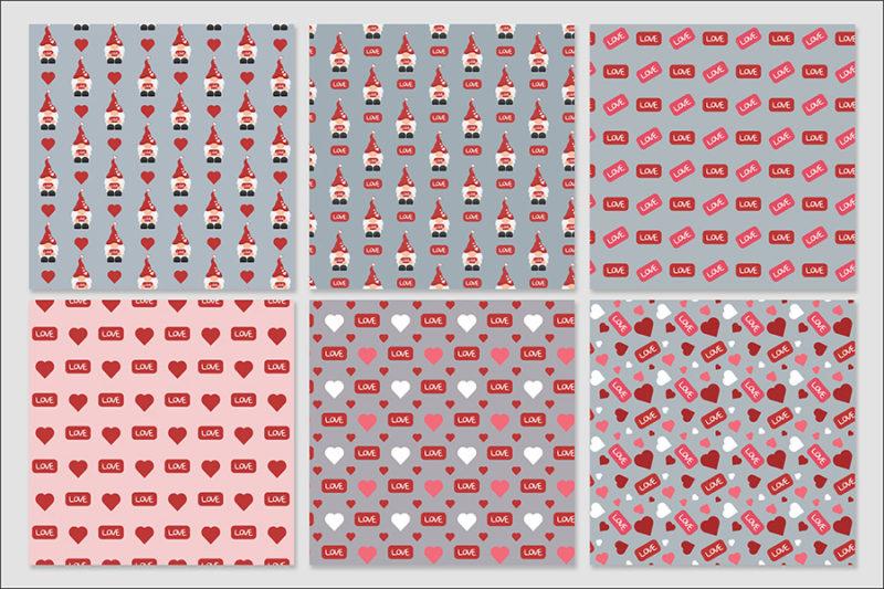 papier-cyfrowe-gnomy-walentynkowe-walentynki-love-krasnale-skrzaty-bezszwowe-wzory-pakiet-30-sztuk-5