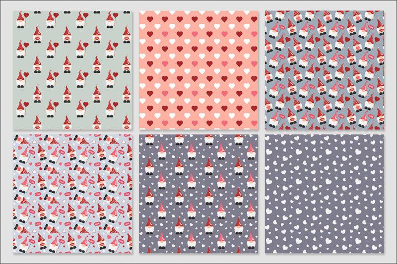 papier-cyfrowe-gnomy-walentynkowe-walentynki-love-krasnale-skrzaty-bezszwowe-wzory-pakiet-30-sztuk-6