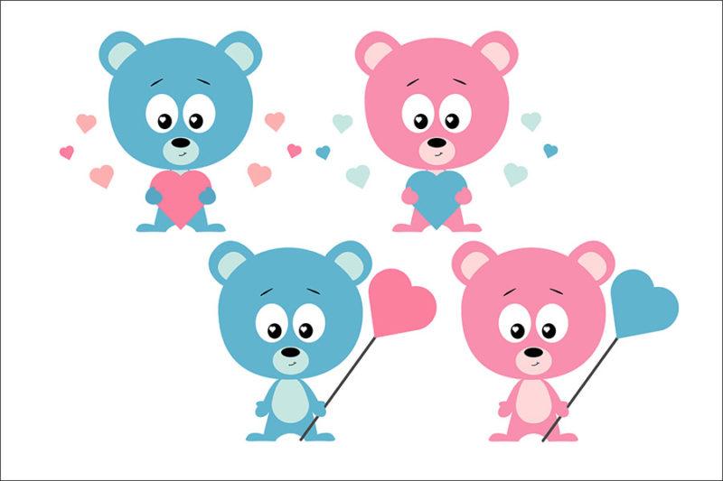 grafika-wektorowa-png-svg-ai-eps-walentynkowe-misie-niebieskie-rozowe-love-ilustracja-clip-art-3