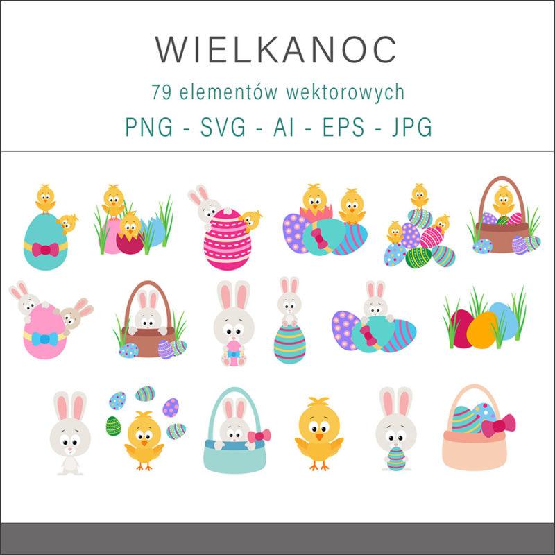 grafika-wektorowa-png-svg-ai-eps-wielkanoc-zajaczek-jajka-koszyczek-kurcatko-pisanki-ilustracja-clip-art-1