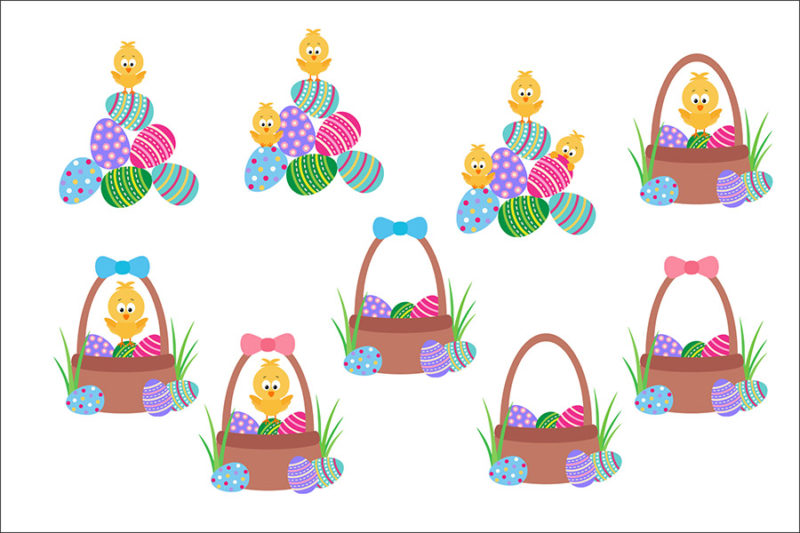 grafika-wektorowa-png-svg-ai-eps-wielkanoc-zajaczek-jajka-koszyczek-kurcatko-pisanki-ilustracja-clip-art-4