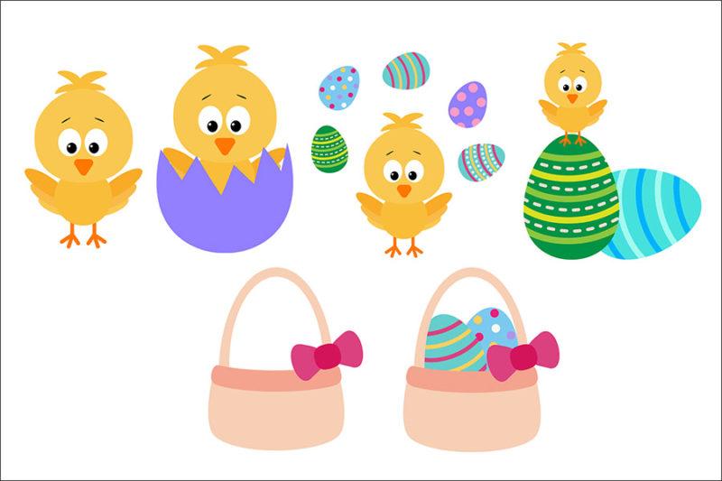 grafika-wektorowa-png-svg-ai-eps-wielkanoc-zajaczek-jajka-koszyczek-kurcatko-pisanki-ilustracja-clip-art-6