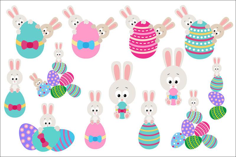 grafika-wektorowa-png-svg-ai-eps-wielkanoc-zajaczek-jajka-koszyczek-kurcatko-pisanki-ilustracja-clip-art-7