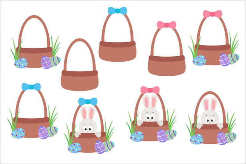 grafika-wektorowa-png-svg-ai-eps-wielkanoc-zajaczek-jajka-koszyczek-kurcatko-pisanki-ilustracja-clip-art-8