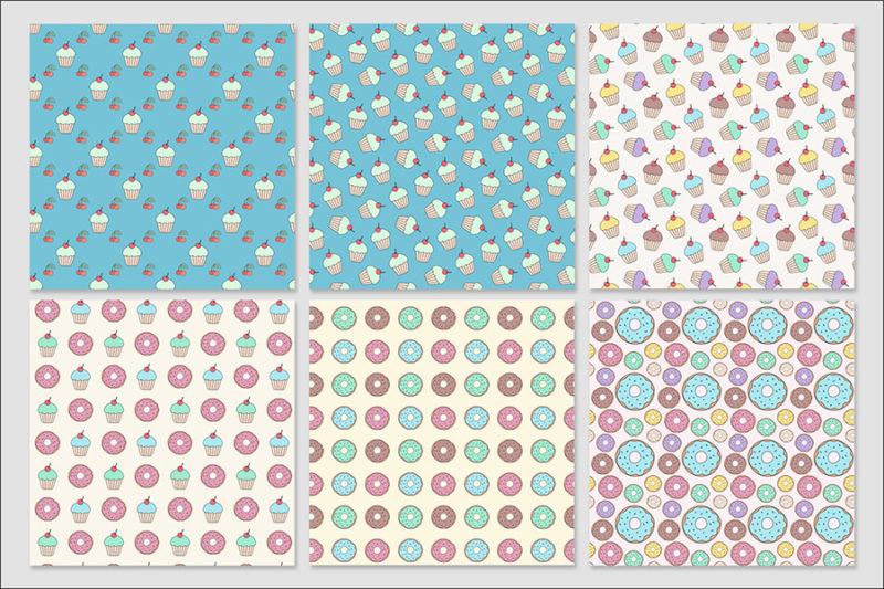 papier-cyfrowy-slodkosci-lody-muffinki-donuty-bezszwowe-wzory-paczki-z-dziurka-ciastka-pakiet-30-sztuk-2