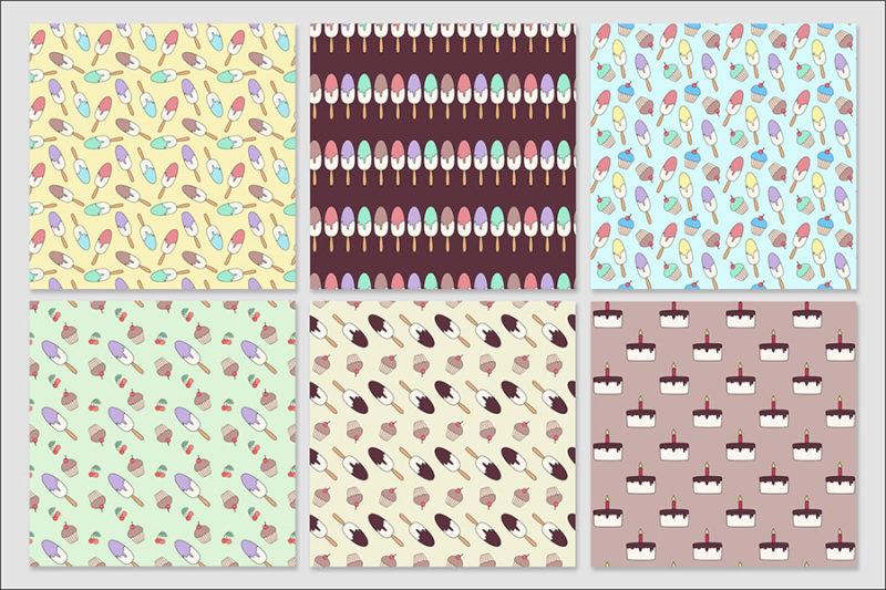 papier-cyfrowy-slodkosci-lody-muffinki-donuty-bezszwowe-wzory-paczki-z-dziurka-ciastka-pakiet-30-sztuk-3