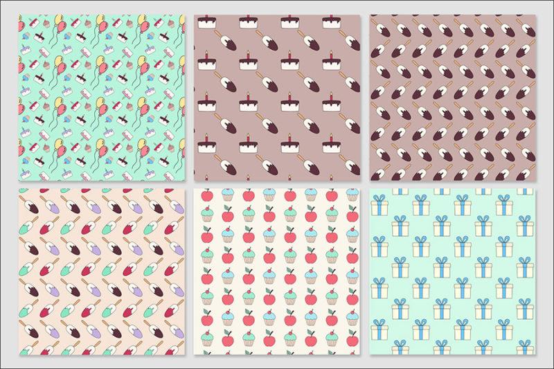 papier-cyfrowy-slodkosci-lody-muffinki-donuty-bezszwowe-wzory-paczki-z-dziurka-ciastka-pakiet-30-sztuk-5
