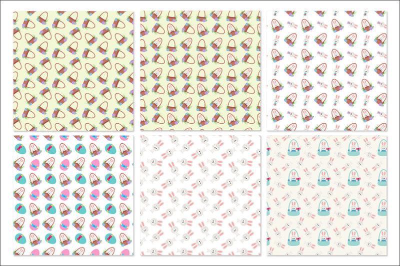 papier-cyfrowy-swiateczny-bezszwowy-wzory-wielkanoc-kroliczek-pisanki-koszyczek-pakiet-30-sztuk-5