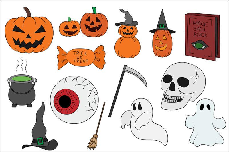 grafika-wektorowa-png-svg-ai-eps-dynia-kot-halloween-duch-magia-czary-ilustracja-rysunek-wektorowy-2